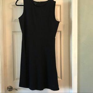 Talbots Crepe Sheath Dress